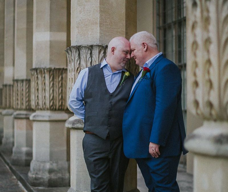 How to Throw the Best Gay Wedding in Brighton