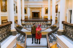Couple in Brighton town hall for their minimony wedding